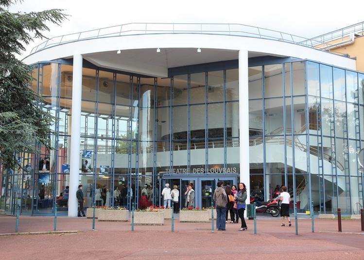 Visite Guidée Du Théâtre De Points- Communs-l'apostrophe à Pontoise
