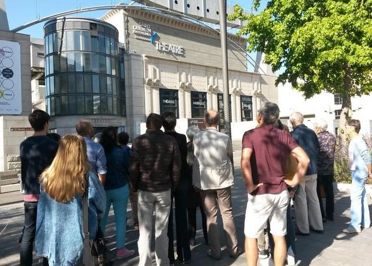 Visite Guidée Du Théâtre De Saint-quentin-en-yvelines à Montigny le Bretonneux