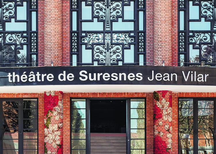 Visite Guidée Du Théâtre De Suresnes Jean Vilar
