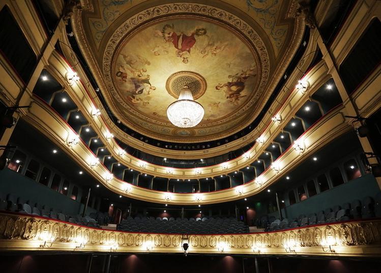 Visite Guidée Du Théâtre Du Gymnase à Marseille