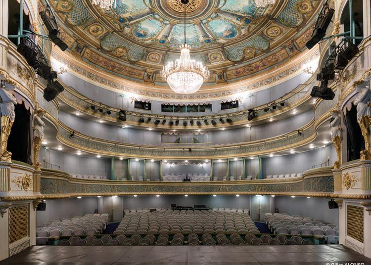 Visite Guidée Du Théâtre Montansier à Versailles
