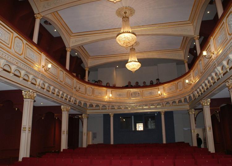 Visite Guidée Du Théâtre Municipal Du Château à Eu