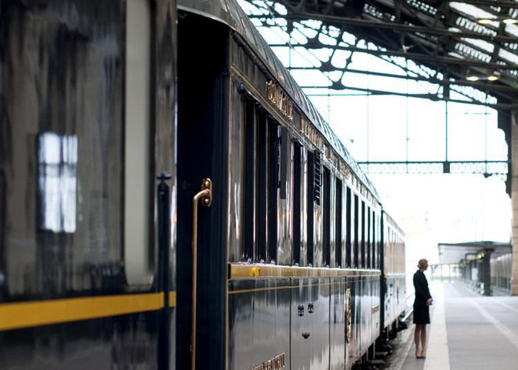 Visite Guidée Du Train Mythique Orient-express à Lyon