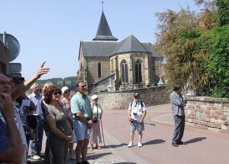 Visite Guidée Du Vieux Hombourg à Hombourg Haut