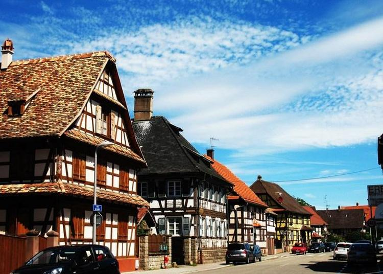 Visite Guidée Du Vieux Village Alsacien De Fegersheim