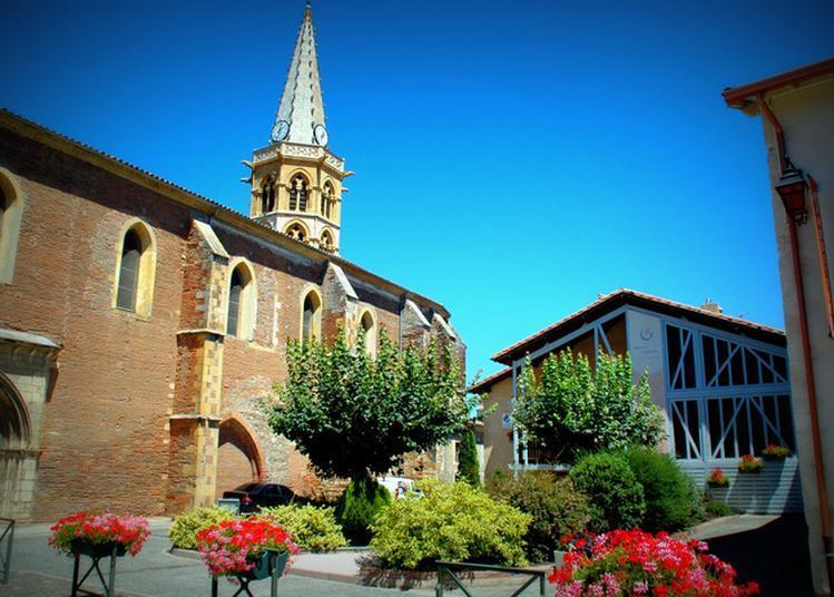 Visite Guidée Du Village à Martres Tolosane