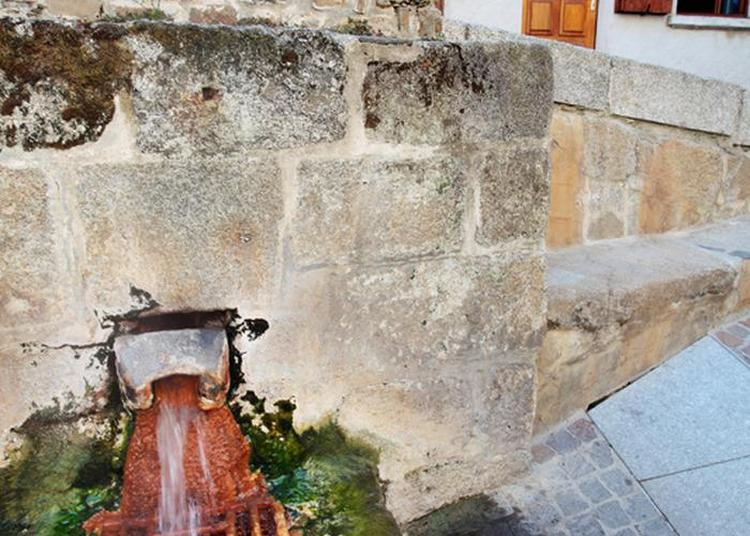 Visite Guidée Du Village à Chaudes Aigues