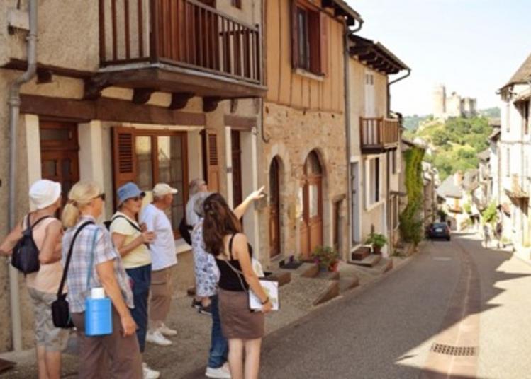 Visite Guidée Du Village à Najac