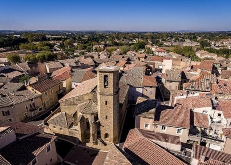 Visite Guidée Du Village De Jonquières à Jonquieres