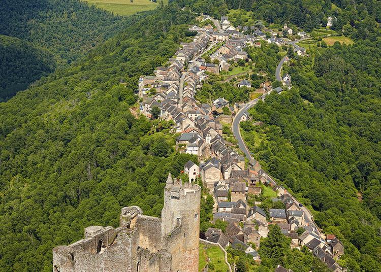 Visite Guidée Du Village De Najac
