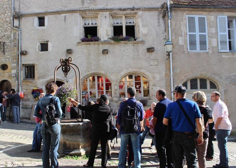 Visite Guidée Du Village De Vézelay à Vezelay