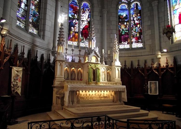 Visite Guidée église De Vouzon