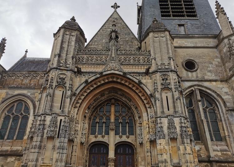 Visite Guidée église Saint-pierre De Montdidier