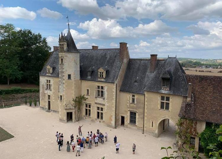 Visite Guidée En Compagnie De Notre Guide-conférencière à Couture sur Loir