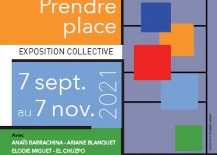 Visite Guidée En Présence Des Artistes De L'exposition Les Arts En Balade - Toulouse / Prendre Place