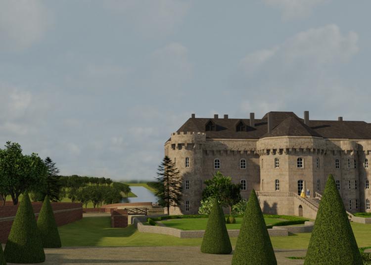 Visite Guidée En Réalité Virtuelle Du Château D'heilly à Heilly