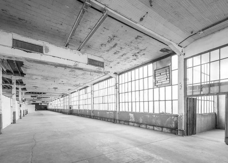 Visite Guidée Ensemble Industriel Remarquable Cusset-tase à Vaulx en Velin