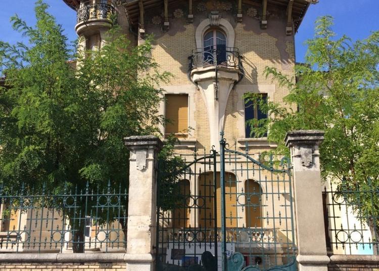 Visite Guidée Et Atelier Découverte De L'art Nouveau à Carcassonne