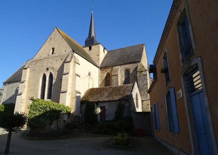 Visite Guidée Et Commentée De L'église Saint Médard De Saint Mars Sous Ballon