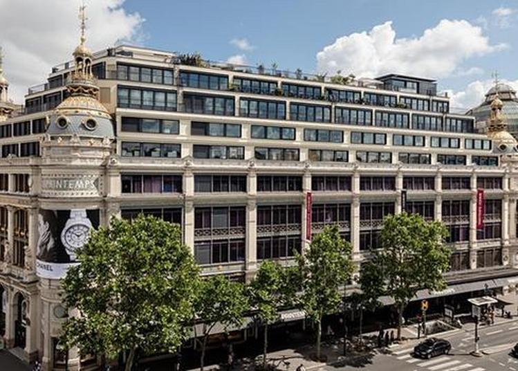 Visite Guidée Et Commentée Les Secrets Du Printemps à Paris 9ème