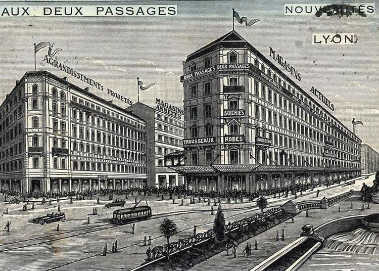 Visite Guidée Et Histoire Du Printemps Lyon