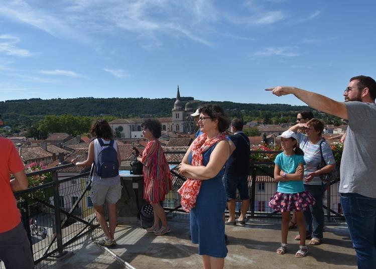 Visite Guidée Et Panoramique Du Beffroi à Revel