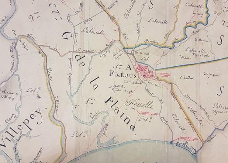 Visite Guidée Et Présentation D'un Florilège D'archives à Frejus