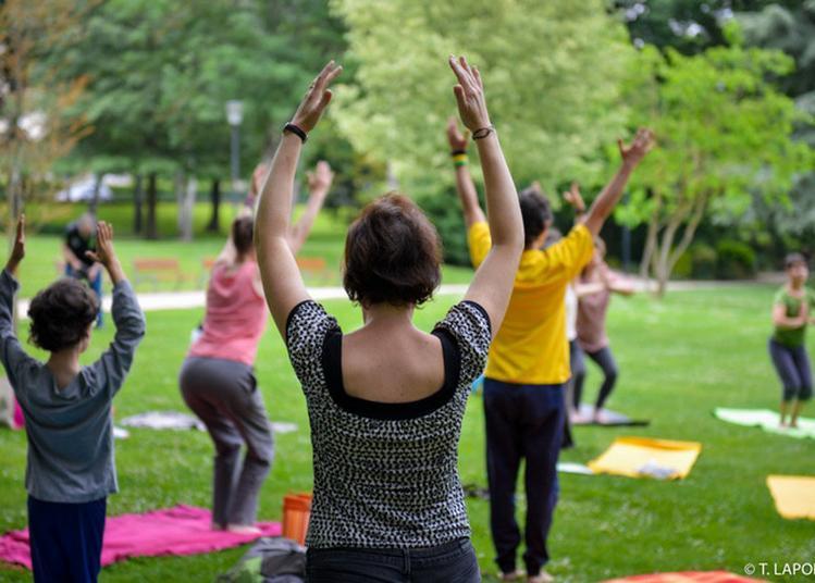 Visite Guidée Et Séance De Yoga Flow à Limoges