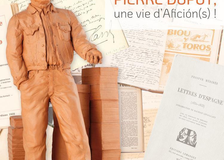 Visite Guidée Exposition Pierre Dupuy, Une Vie D'afición(s)! à Nimes