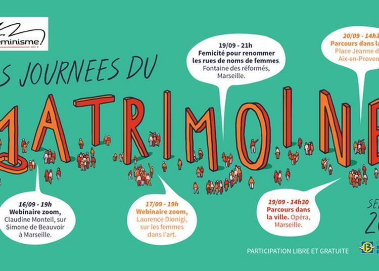 Visite Guidée, Femmes Dans L'histoire De Marseille, Journées Du Matrimoine