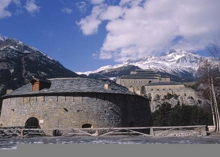 Visite Guidée Fort Marie-thérèse à Avrieux