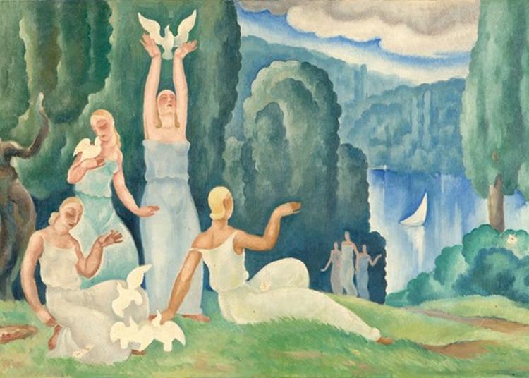Visite Guidée : Histoire D'oeuvres à Saint Cloud
