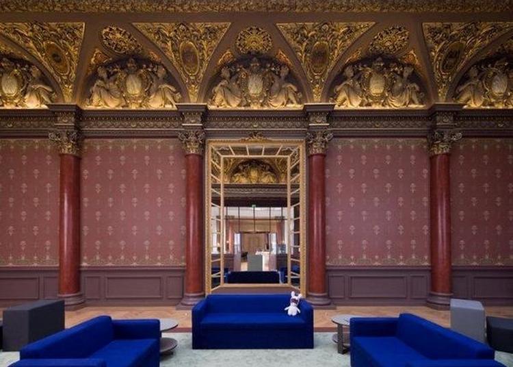 Visite Guidée Hôtel De Mercy Argenteau à Paris 9ème