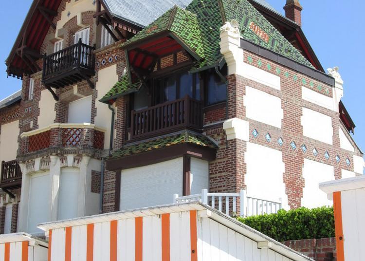 Visite Guidée Houlgate, Mer, Histoire Et Architecture