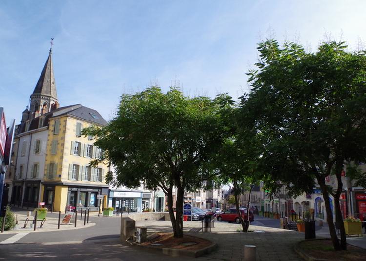 Visite Guidée : Incursion Guérétoise ! à Gueret