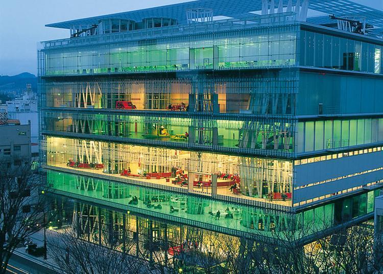 Visite Guidée Japan-ness. Architecture Et Urbanisme Au Japon Depuis 1945 à Metz
