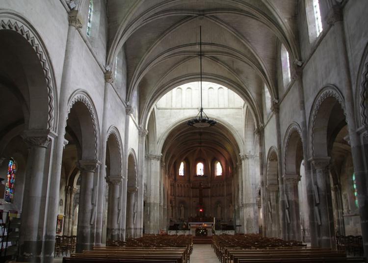 Visite Guidée L'église Saint-martin à Barentin