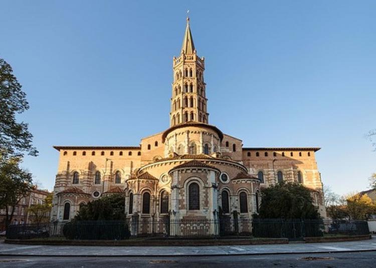 Visite Guidée La Basilique Et Le Bourg Saint-sernin à L'époque Médiévale à Toulouse