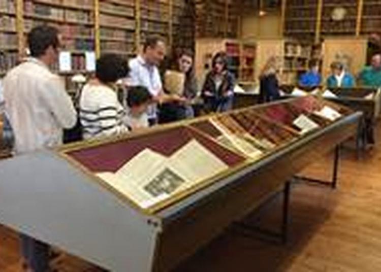 Visite Guidée La Bibliothèque Patrimoniale à Avranches