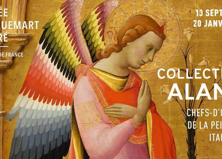 La Collection Alana, Chefs-d'oeuvre de la peinture italienne à Paris 8ème