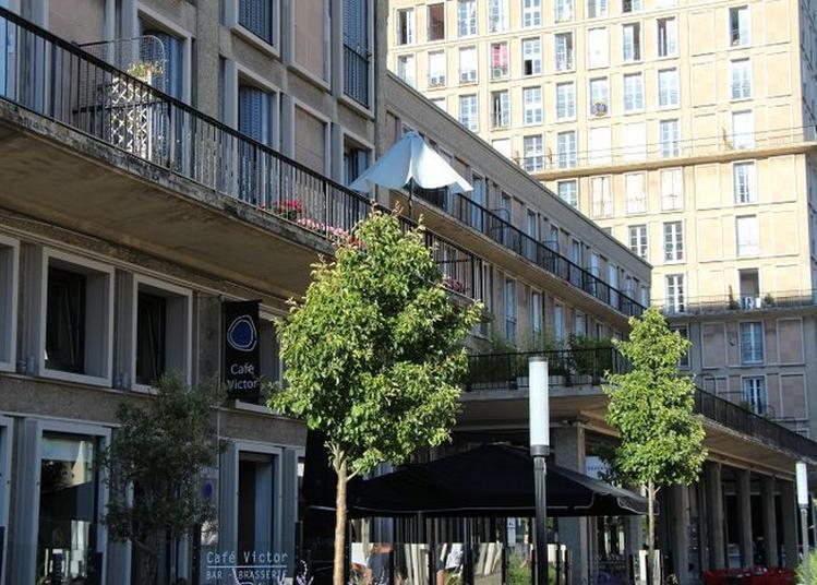 Visite Guidée La Reconstruction Par Auguste Perret : Les Secrets D'une Modernité à Le Havre