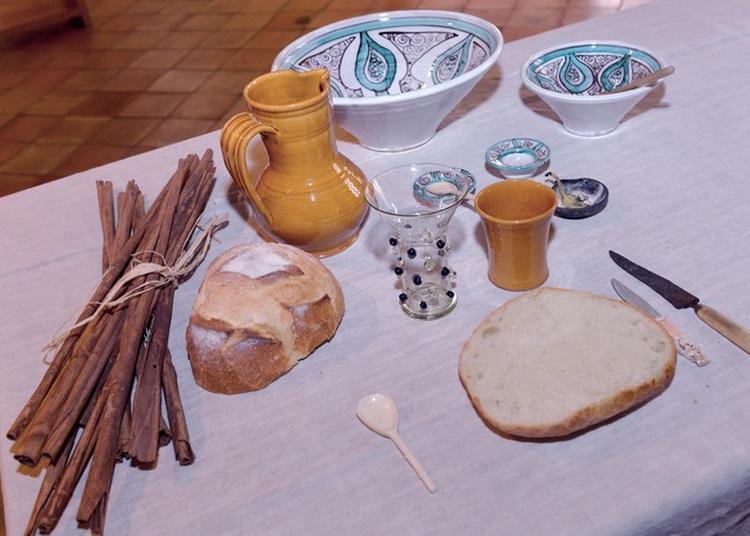 Visite Guidée La Table Médiévale à Pont saint Esprit