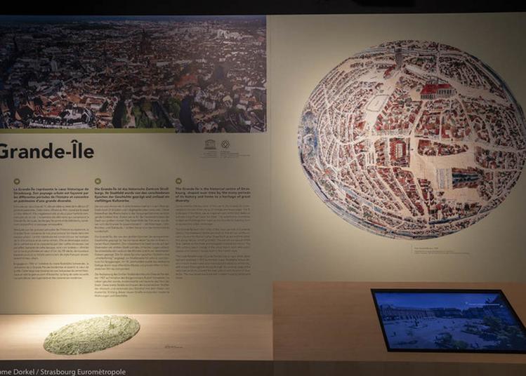 Visite Guidée « Grande-Île Et Neustadt » à Strasbourg