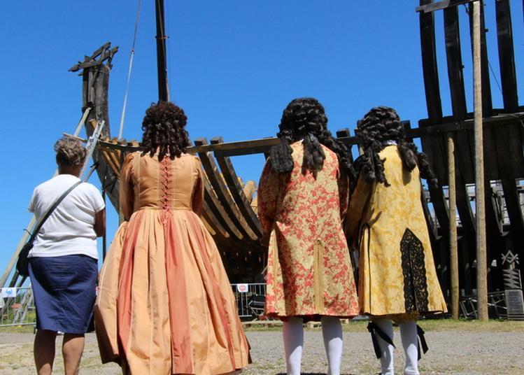 Visite Guidée « L'histoire à Travers Les Hommes » à Gravelines