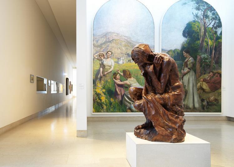 Visite Guidée « La Sculpture Au Musée Des Beaux-arts » à Nancy