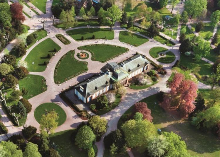 Visite Guidée : « Le Parc De L'orangerie » à Strasbourg