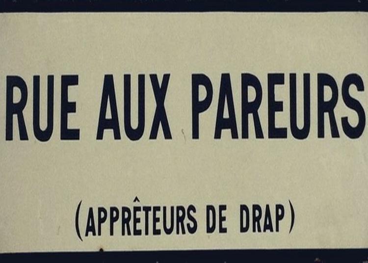 Visite Guidée « Les Petits Secrets Des Rues D'abbeville » à Abbeville