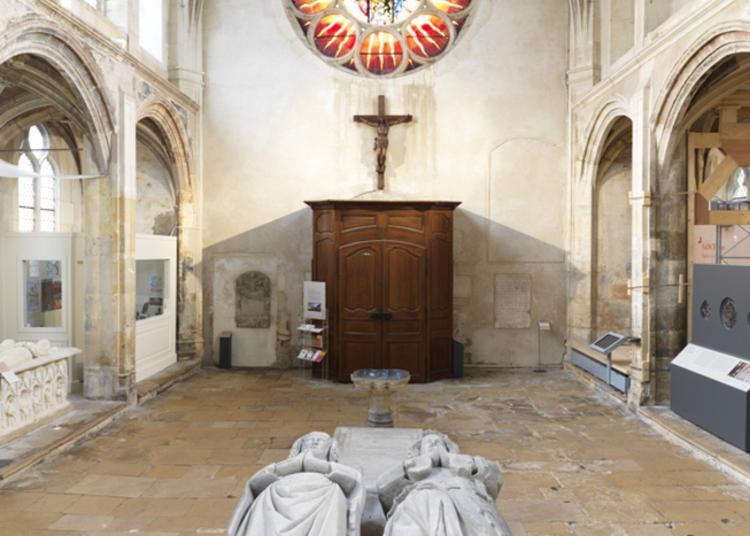 Visite Guidée «la Sculpture à L'église Des Cordeliers » à Nancy