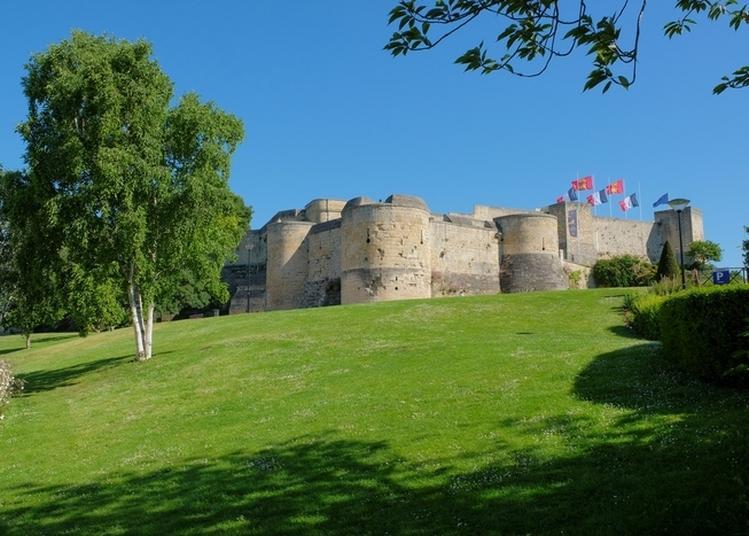 Visite Guidée Le Château De Caen, Une Forteresse Millénaire