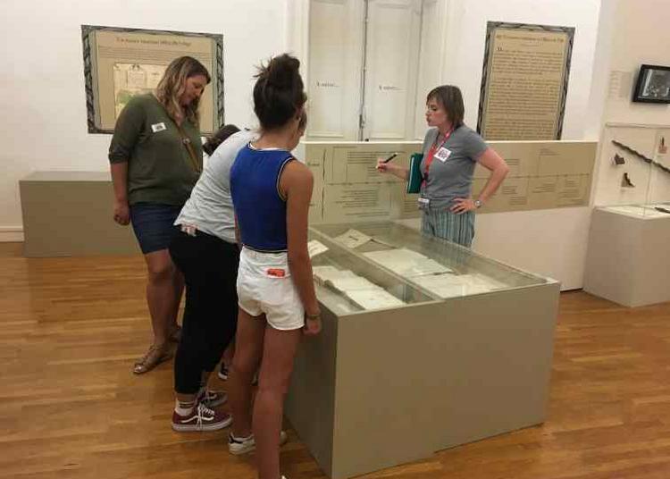 Visite guidée « Les coulisses du musée » à Lons le Saunier